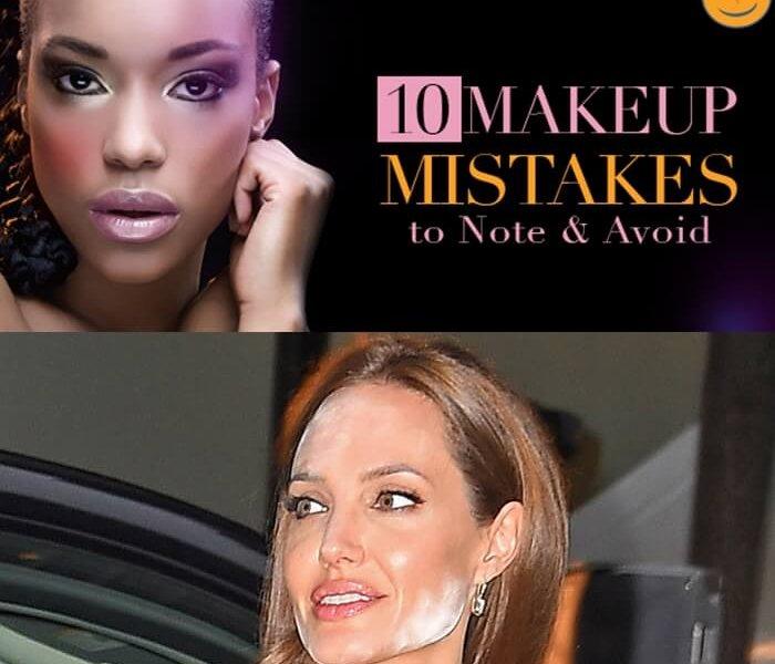 Top 10 greseli in make-up by Paulina Buldumea 1