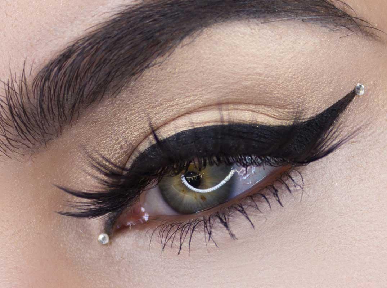10 idei creative de eyeliner 10