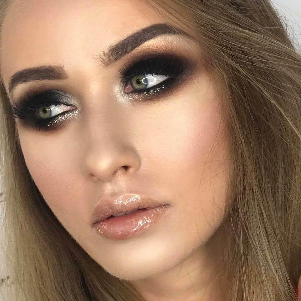 Mereu In Trend Smokey Eyes Paulina Buldumea