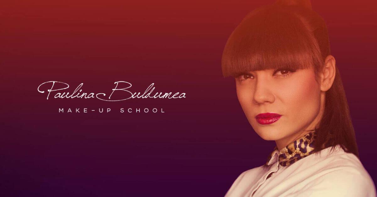 Cursuri Make Up Paulina Buldumea