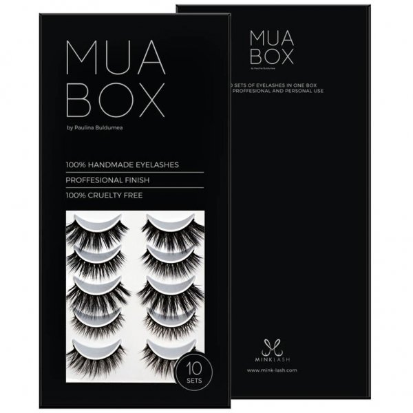 MUA BOX by Paulina Buldumea 1