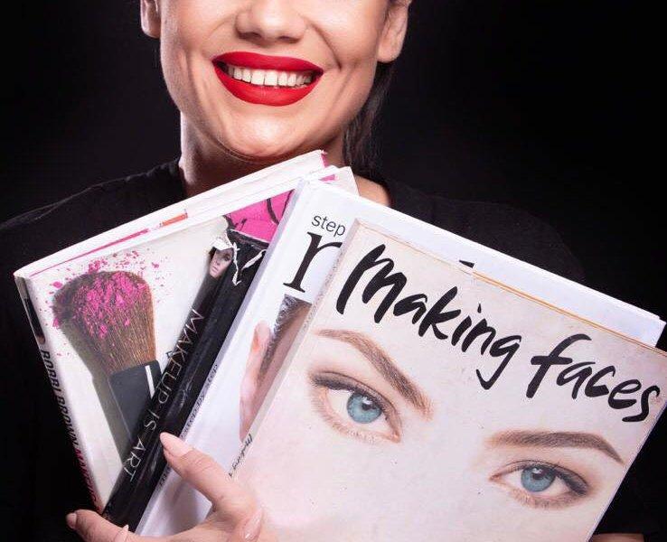 Bibliografie de make-up artist 1
